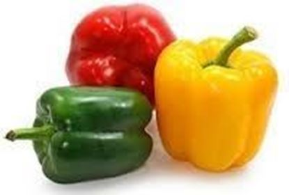 Colour Capsicum