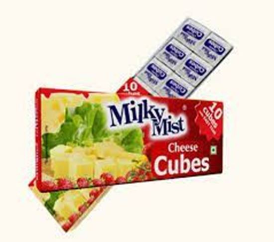 Picture of CHEESE CUBES 120 GMS